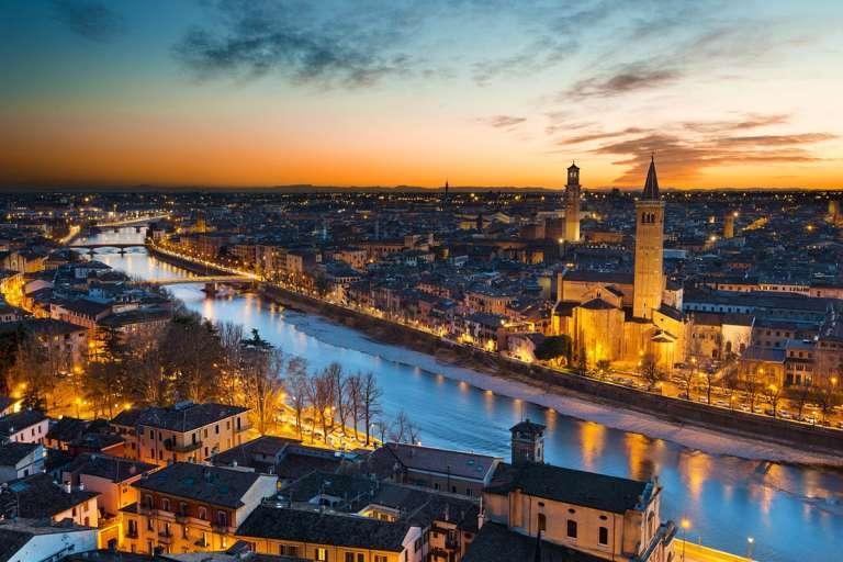 Vérone, la ville de Roméo et Juliette et du belcanto